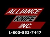 Alliance Knife Cutting Tools and Blades